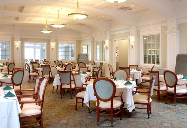 Cypress Dining Room